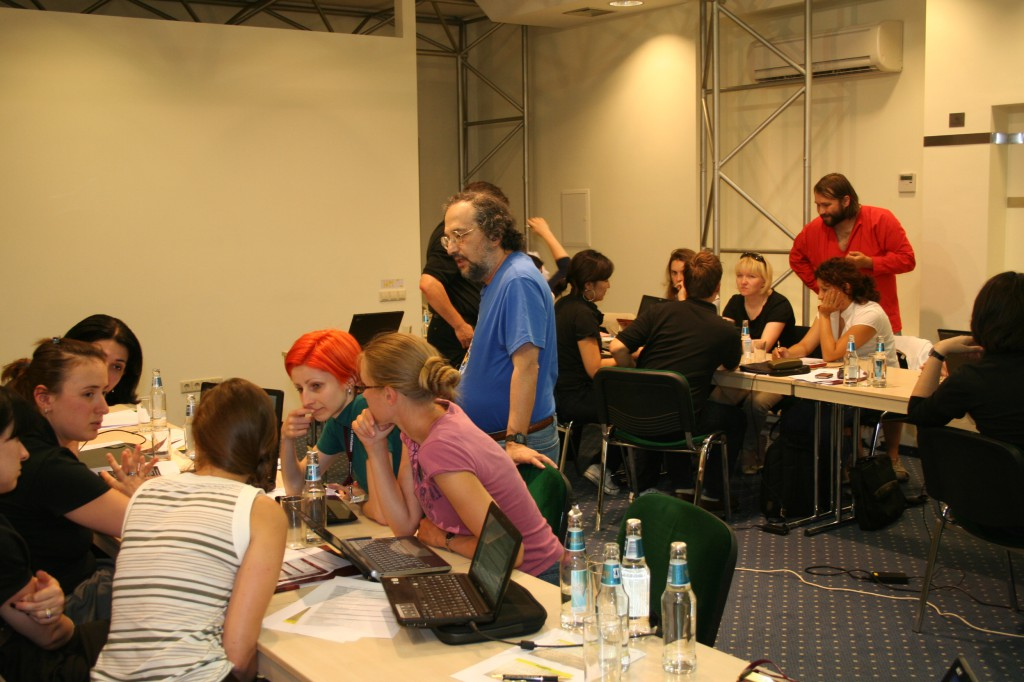 Proseminar: 7-14th of August,2011, Vilnius