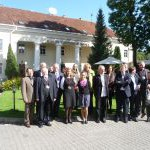 Participants of TISS.EU workshop in Vilnius